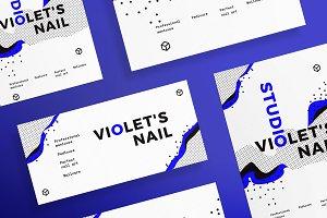 Flyers   Violets Nail Studio