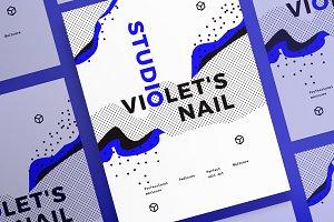 Posters | Violets Nail Studio