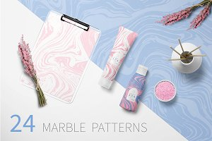 Marble Vector Textures