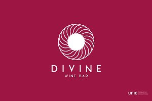 Divine Winebar Logo