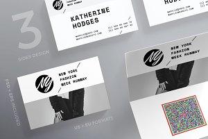 Business Cards | N Y Week Runway
