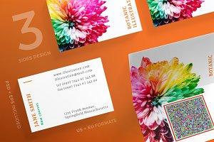Business Cards | Botanic
