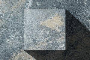 granite dark cube