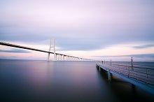 Vasco da Gama bridge in Lisbon, Portugal 4.jpg