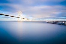 Vasco da Gama bridge in Lisbon, Portugal.jpg