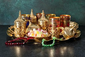 Ramadan kareem. Eid Mubarak
