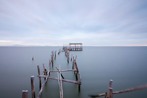 Old pier at Carrasqueira Palaphitic port copia Portugal 3.jpg