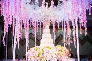 wedding day on the night