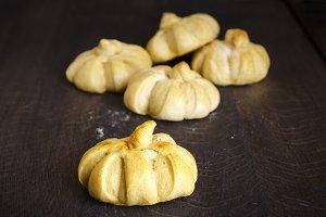 Pumpkins breads