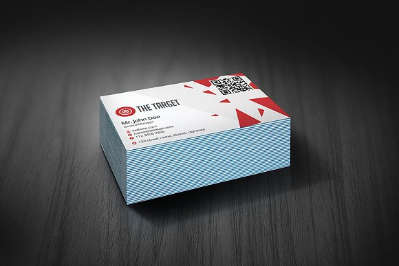 European Size Business Cards Mockups Product Mockups Creative Market