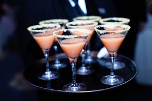 Midnight martinis