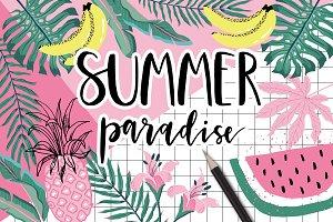 Summer Paradise kit