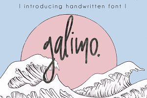 Galimo Font Duo