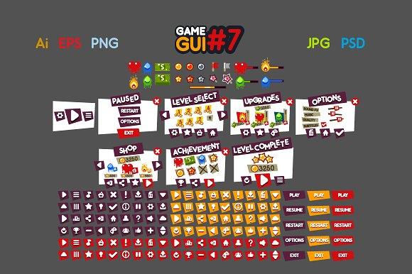Game GUI #7