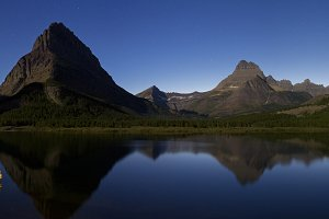 Swiftcurrent Lake, Glacier NP, MT