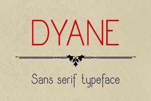 Dyane Font