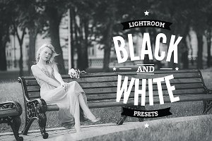 Elegant B&W Lightroom Presets