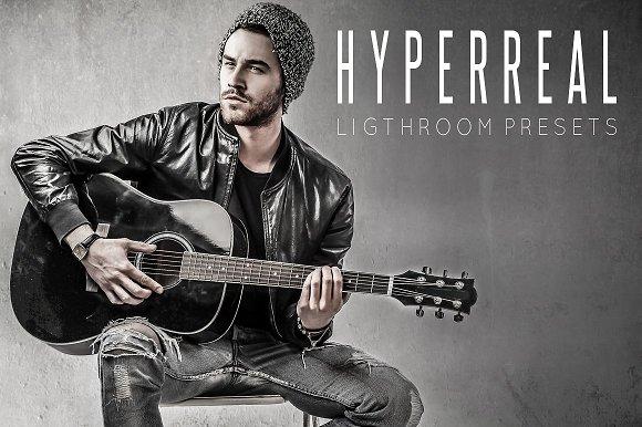 Hyperreal Lightroom Presets