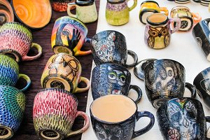 Bowls Handcraft