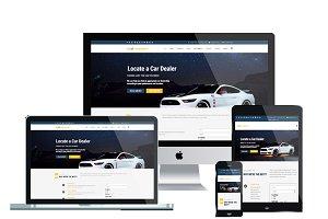 LT Carmarket - Car Dealer Joomla