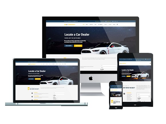 LT Carmarket Car Dealer Joomla