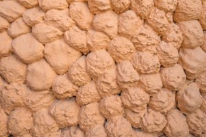 dry soil texture for background.