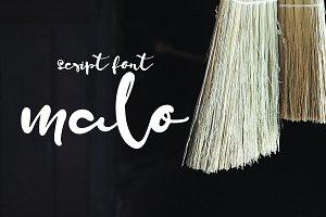 50% off-malo Font
