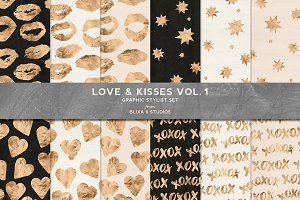 Love & Kisses Vol. 1: Rose Gold
