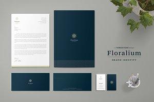 Floralium Corporate Identity