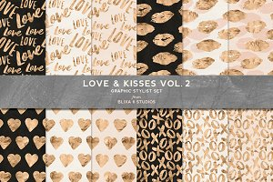 Love & Kisses Vol. 2: Rose Gold