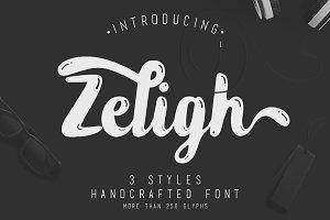 Zeligh Font