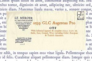 1533 GLC Augereau PRO OTF