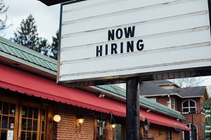 Now hiring american sign