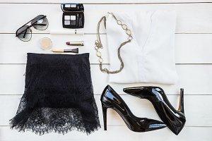 Woman Trendy Fashion Accessories