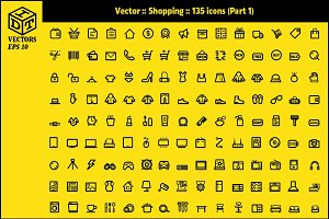 2600+ Vector Icons Pack | Part4