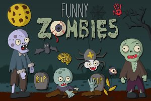 Funny Zombies