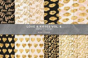 Love & Kisses Vol. 4: Warm Gold