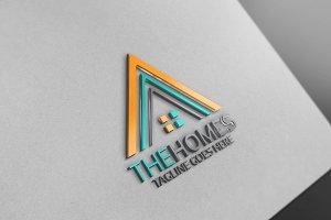 The Homes Logo