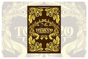 Tobacco Premium Menu