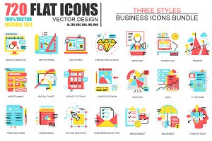 Ultimate Flat Icons Pack