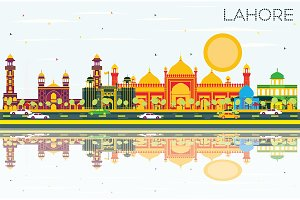 Lahore Skyline