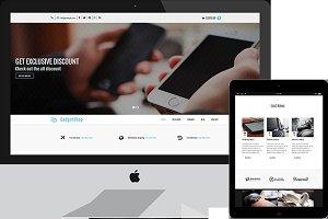 GadgetShop - Modern eCommerce Theme