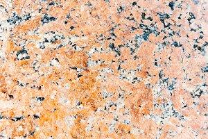 Mix orange colour marble texture.