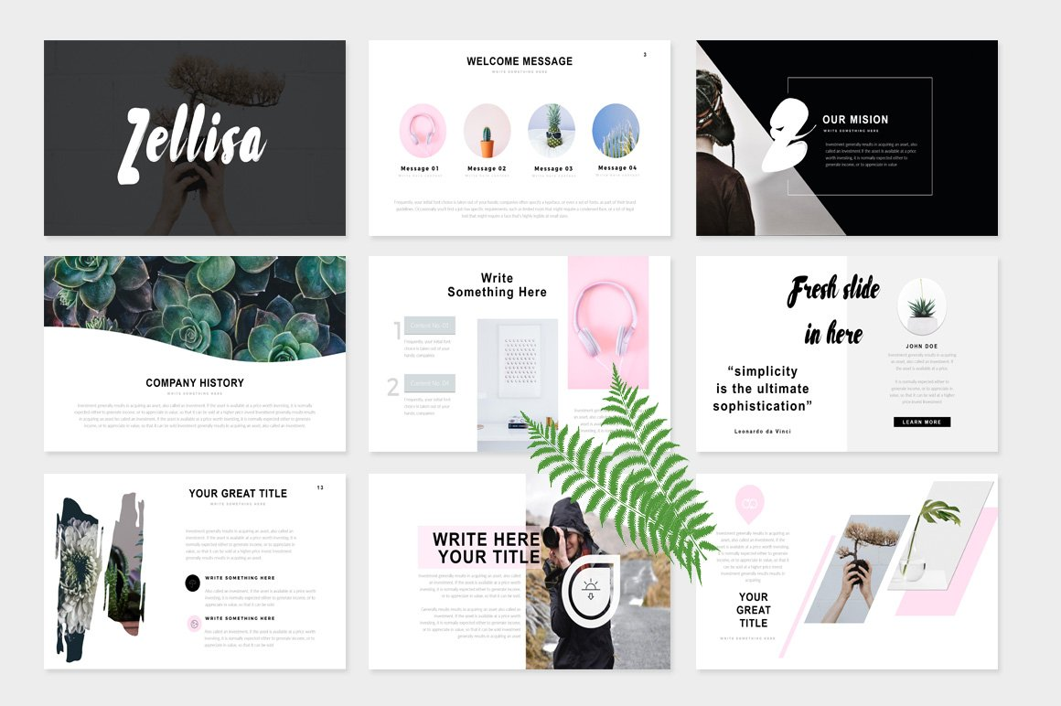 30 creative google slides templates for your next presentation