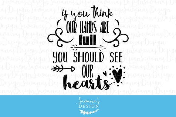 Family Love Quote Svg Cut File Decal