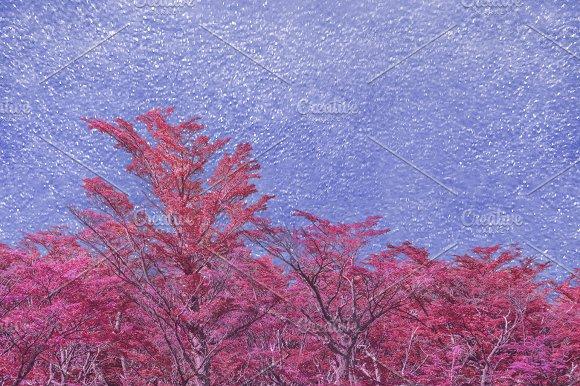 Artistic Nature Theme Background