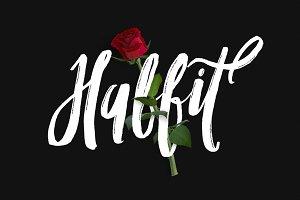 Habbit Typeface