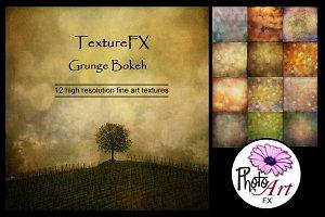 "TextureFX: Grunge Bokeh (12""sq)"