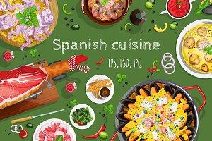 Spanish cuisine