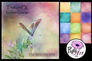 """TextureFX: Gelato Grunge (12""""sq)"""